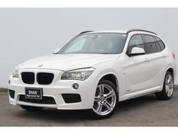 BMW X1 xドライブ 20i Mスポーツ 4WD 社外地デジTV・リヤカメラコンフォートA