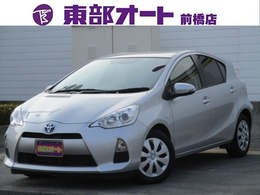 トヨタ アクア 1.5 S スマートエントリーPKGSDナビ地デジ