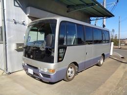 日産 シビリアン 26人乗り マイクロバス 送迎バス 自動ドア ディーゼル