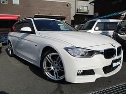 BMW 3シリーズツーリング 320i Mスポーツ ワンオーナー 純正ナビ Mスポーツ