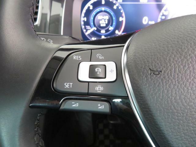 全車速対応アダプティブクルーズコントロールを装備!