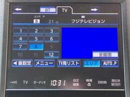 【AVソース】 CD・ブルートゥースオーディオ・フルセグTV・DVDなど様々なメディアのオーディオを利用できます!