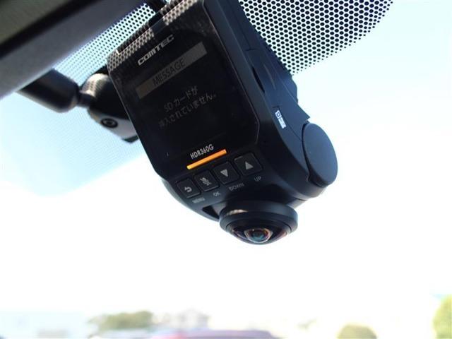 コムテック製360度ドライブレコーダー!全方位にわたって監視できます!