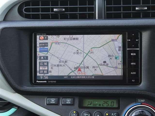 カロッツェリア製ストラーダCN-RS01WD!TVはフルセグ!ブルートゥース、CD、DVD、SDがお使いいただけます!