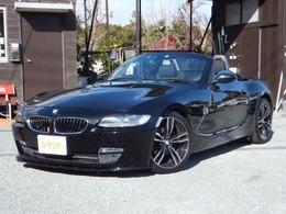 BMW Z4 ロードスター2.5i 電動オープン/社外ナビ/ワンセグ/社外18AW