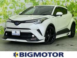 トヨタ C-HR ハイブリッド 1.8 G モード ネロ LEDヘッドライト/ETC/EBD付ABS/キーレス