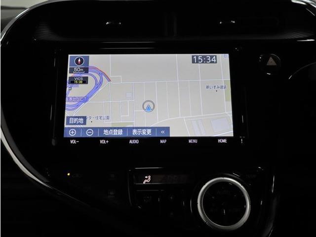 トヨタ純正ナビ!9インチの大型ディスプレイなので、地図の地名も施設名も大きくわかりやすく表示されます!地デジTVやDVDのデジタル映像も迫力ある大画面で存分にお楽しみいただけます♪
