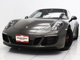 ポルシェ 911 カレラ4 GTS PDK スポーツクロノPKG/ワンオーナー/禁煙車