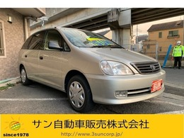 トヨタ ナディア 2.0 X ナビ キーレス ETC オートライト