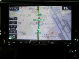 【BIG-X9型ナビ】大人気ALPINE9型ナビ付き車両ですので、ドライブも快適です☆もちろんフルセグTVにBluetooth再生も可能です♪
