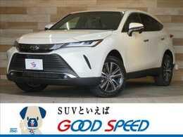 トヨタ ハリアー 2.0 G レザーパッケージ 新車 バックカメラ 黒革 シートヒーター