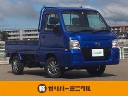 スバル サンバートラック 660 WRブルー リミテッド 三方開 4WD オートマ車 純正CDオーディオ シートカバー