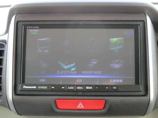 ストラーダ CN-RS02D  2015年