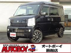 スズキ エブリイ の中古車 660 ジョイン ターボ ハイルーフ 4WD 北海道函館市 108.0万円