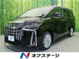 トヨタ アルファード 2.5 S 登録済未使用車 サンルーフ