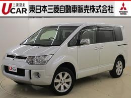 三菱 デリカD:5 2.4 G プレミアム 4WD ナビ/マルチカメラ/後席モニター/Pシート