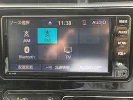 【純正ナビ】(NSCN-W68) (CD/SD/Bluetooth/フルセグTV)
