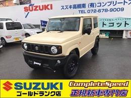 スズキ ジムニー 660 XL スズキ セーフティ サポート 装着車 4WD 届出済未使用車