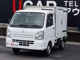 スズキ キャリイ 660 冷凍車 1WAY 片側サイドドア