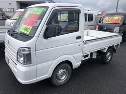 スズキ キャリイ 660 KC パワステ 3方開 4WD 5速マニュアル