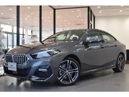 BMW 2シリーズグランクーペ 218d Mスポーツ ディーゼルターボ 弊社デモカー禁煙車ACCハーフ革18AW