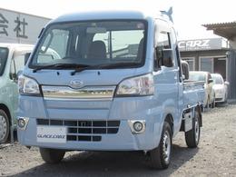 ダイハツ ハイゼットトラック 660 ジャンボ 3方開 4WD 4WD 社外メモリーナビ 地デジ ETC