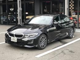 BMW 3シリーズ 320d xドライブ Mスポーツ ディーゼルターボ 4WD デモカー パーキングサポート+ シートH