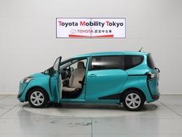 トヨタ シエンタ 1.5 X ウェルキャブ 助手席回転チルトシート車 Bタイプ 福祉車両 左側電動ドア SDナビ Bカメラ 7人