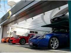 LOTUS正規代理店だけでなく、中古車販売にも力を入れております。また、販売のみならず買取も積極的に行っております!