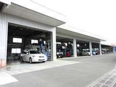●金峰店●九州運輸局指定民間車検場です。車検は地域最 安値を目指しております。お気軽にご相談下さい!