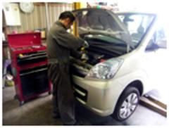 ●運輸局認証工場だからこそ出来るの安心点検・整備!
