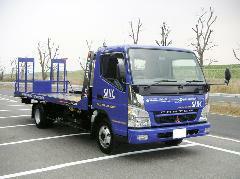 積載車&無料代車を完備しております。ご購入後も安心です。