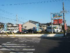 展示場は国道10号線沿いです。