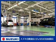 運輸局指定サービス工場完備で、お客様のカーラーライフをサポートいたします!
