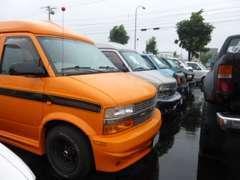 シボレー系は好きなので整備経験は豊富です、在庫の無いお車もお探し致します。