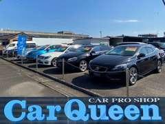 高年式の輸入車、国産車問わずスポーツカーから1BOXカー、軽自動車まで幅広い車種を展示中です。