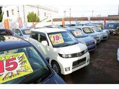 店頭在庫の販売以外に、オーダー販売も承ります!お客様のご希望に合ったお車をお探し致します!