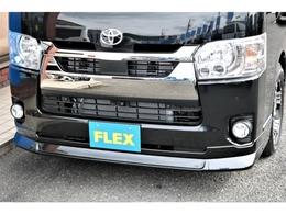 FLEXオリジナルフロントスポイラー☆