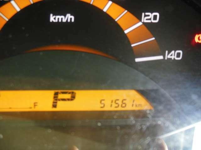 走行距離51561キロ