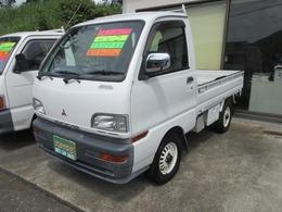 三菱 ミニキャブトラック 660 TD 三方開 4WD 5速MT