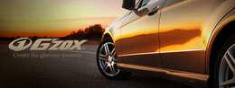 ガラスコーティングを施工すれば新車の輝きが復活します。