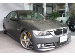 BMW 3シリーズクーペ 335i HAMANNエアロ 弊社デモカーアップ