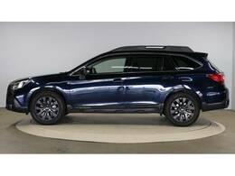 乗用車の快適性、SUVの走破性、ステーションワゴンの積載性を兼ね備えています。