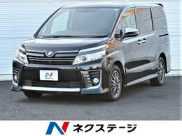 トヨタ ヴォクシー 2.0 ZS 煌 両側電動/カロッツェリアSDナビ/7人