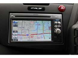 純正ギャザズメモリーナビ搭載車!!ナビ起動までの時間と地図検索する速度がはやく、初めての道でも安心・快適なドライブをサポートします!!