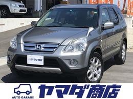 ホンダ CR-V 2.4 iL 4WD ナビ TV ETC キーレス 純正アルミ
