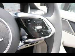ドライバーアシストパック (215,000円) アダプティブクルーズコントロール・インテリジェントエマージェンシーブレーキが装備されております。