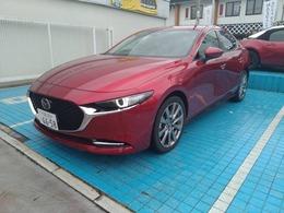 マツダ MAZDA3セダン X プロアクティブツーリングセレクション 試乗車