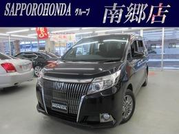 トヨタ エスクァイア 2.0 Xi 4WD 純正メモリナビ+Bluetooth/バックカメラ