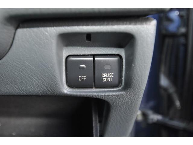 クルーズコントロールでロングドライブも快適です♪